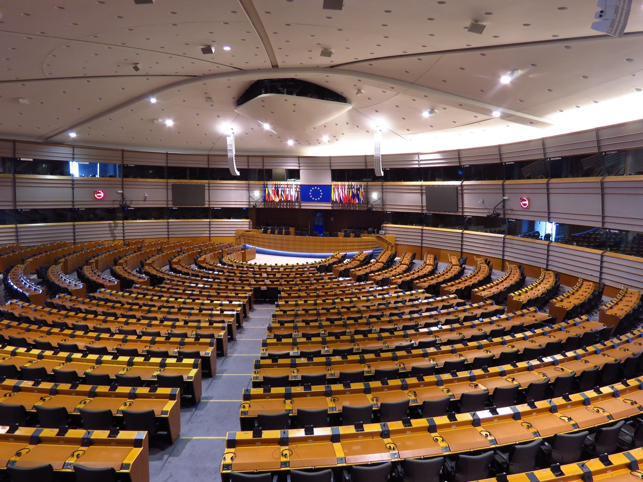 Европарламент. Святая святых европейской демократии