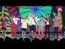 180922 Pentagon - Naughty boy (Fancam) @ Music Core
