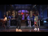 Kanye West, 070 Shake, Kid Cudi Ghost Town (Saturday Night Live Performance)