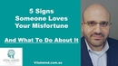 5 Signs Someone Loves Your Misfortune (and what to do about it)