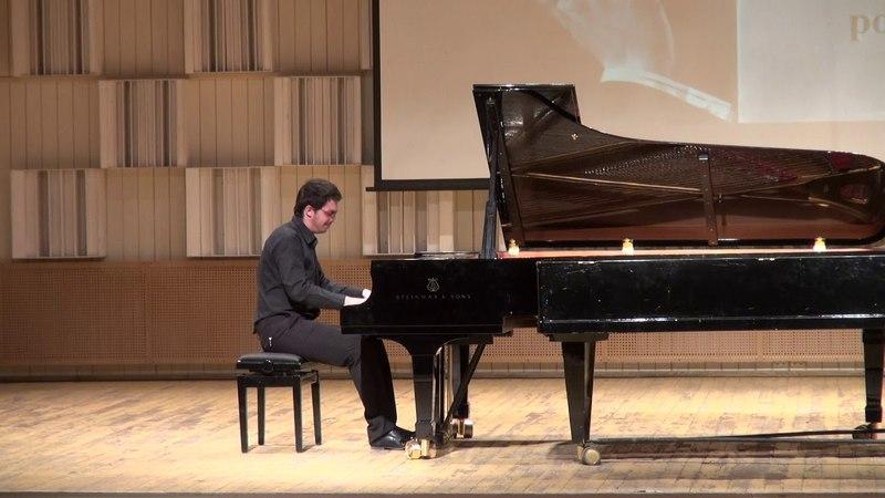 F. Liszt: Etude d'après Paganini n.2