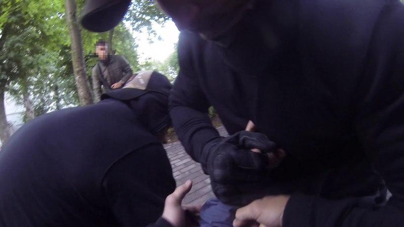 В Калининграде ФСБ задержала подозреваемых в терроризме