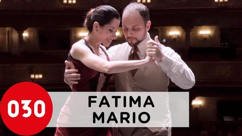 Fatima Vitale and Mario De Camillis – La cicatriz