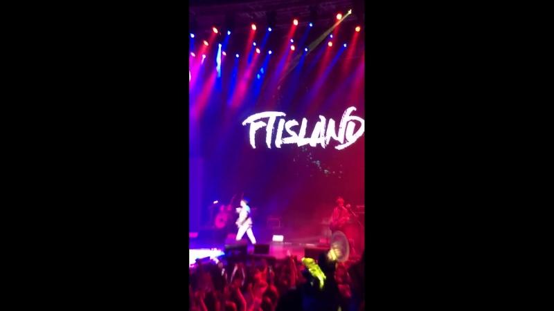 180630SAT - ROCK STAR 2018 - - FTISLAND 락스타 - FT아일랜드 ROCKSTAR - rockstar rockband - 최종훈 이홍 (1)
