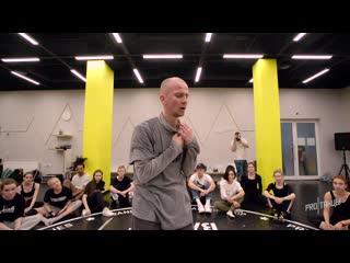 Hunker down - corbin | choreography by igor lider