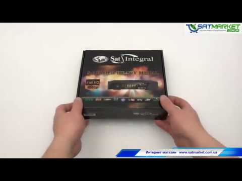 Видео обзор Sat-Integral S-1268 HD
