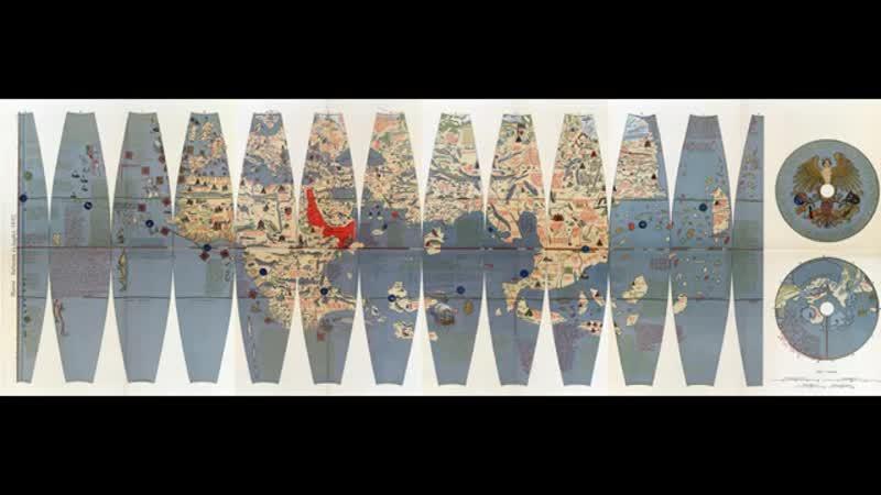 Реальная Карта Земли в Фильме Бандитский Петербург