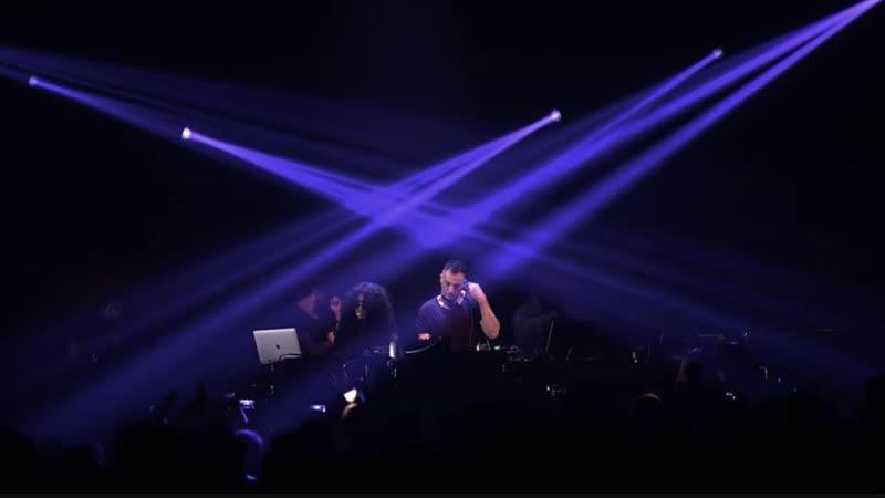 Dubfire b2b Nicole Moudaber - Live @ MODEL 1, Awakenings ADE Gashouder, Amsterdam 18.10.2018
