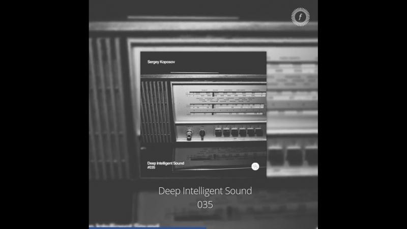 Deep Intelligent Sound: Sergey Koposov — Deep Intelligent Sound 035
