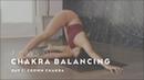 Crown Chakra Balancing Flow with Alissa Kepas 7 Days of Chakra Balancing