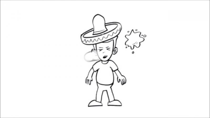 030. Кто такой настоящий друг (Фломастерная анимация).mp4
