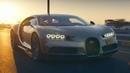 Bugatti Chiron vs Ducati 1299 Superleggera Top Gear Series 24 BBC