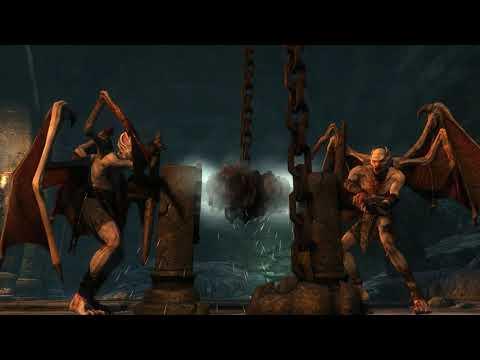 Castlevania: Lords of Shadow | Прохождение | Часть 26: Замковый двор