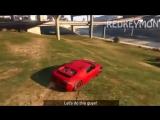 AWESOME GTA 5 STUNTS FAILS (Компиляция смешных моментов)