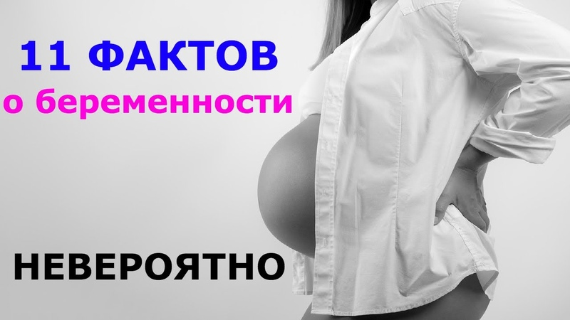 11 фактов о беременности
