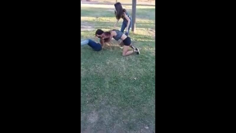 (2) Pelea de chicas 2017- Parte 1 - YouTube