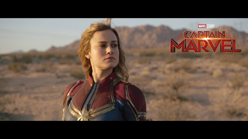 Marvel Studios Captain Marvel | Rise TV Spot