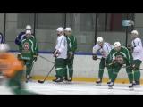 «Ак Барс» на Sochi Hockey Open. День первый.