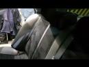 Mitsubishi Lancer чехлы Автопилот со вставками из алькантары