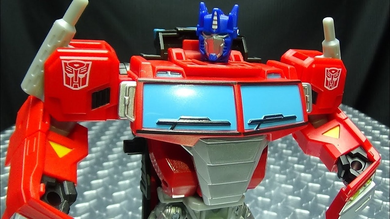 Cyberverse Ultra OPTIMUS PRIME: EmGo s Transformers Reviews N Stuff