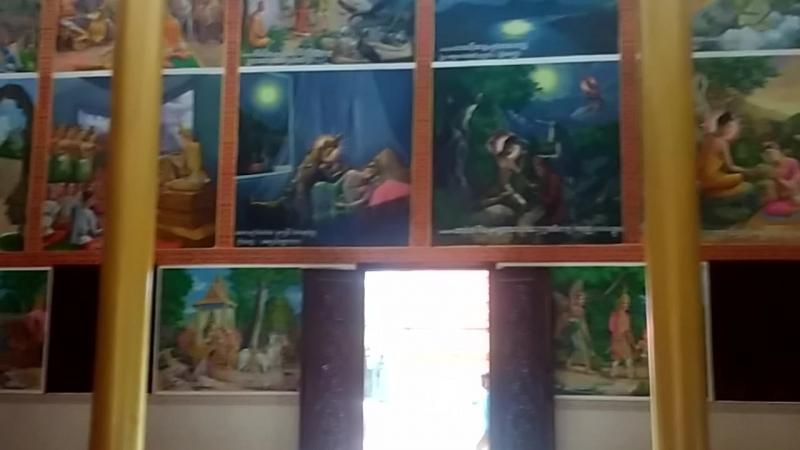 Тхеравадинский Кхмерский храм-диснейленд