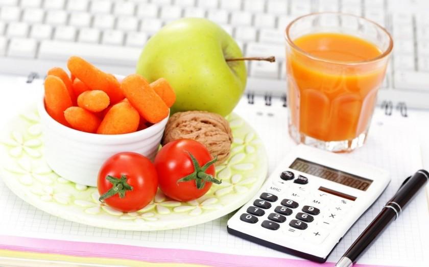 Энергия в еде (килоджоулей и калорий)