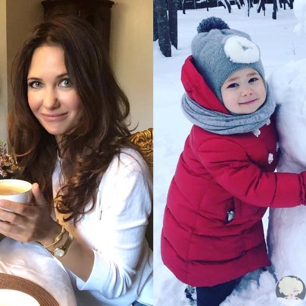 Екатерина Климова показала фото младшей дочки