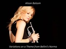 Alison Balsom Variations on a Theme from Bellini's Norma