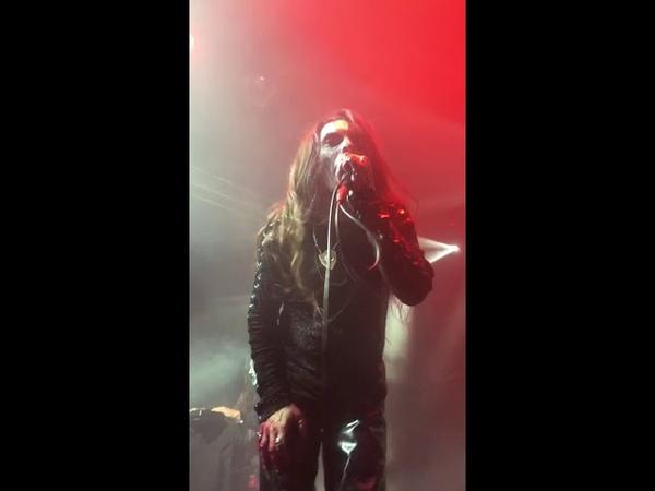 Carach Angren - Bloodqueen (Moscow 14.08.2018)