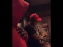 7:30 am, Trey making singles with Jermaine Dupri 🎧🔥 R
