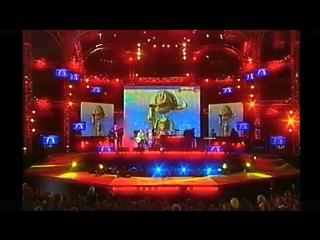 Глюк'oZa (Глюкоза) «Малыш», «Карина» и «Вокзал» (Таврийские игры, 3.05.2004)