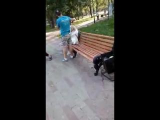 Московские гопники напали на 13-летнюю девочку NR