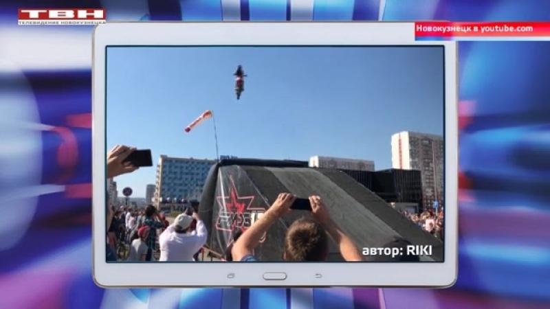 Новокузнецк в YouTube 06.07-13.07.18