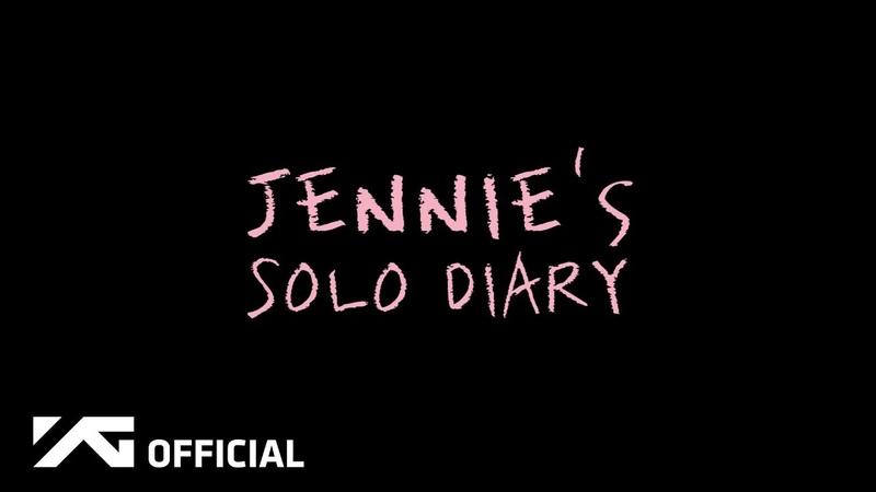 JENNIE - 'SOLO' DIARY EP.1