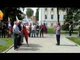 К 100-летию подавления белогвардейского мятежа в Ярославле. 21.07.2018.