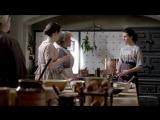 downton abbey 2х01 леди Сибил и ее кулинарные навыки