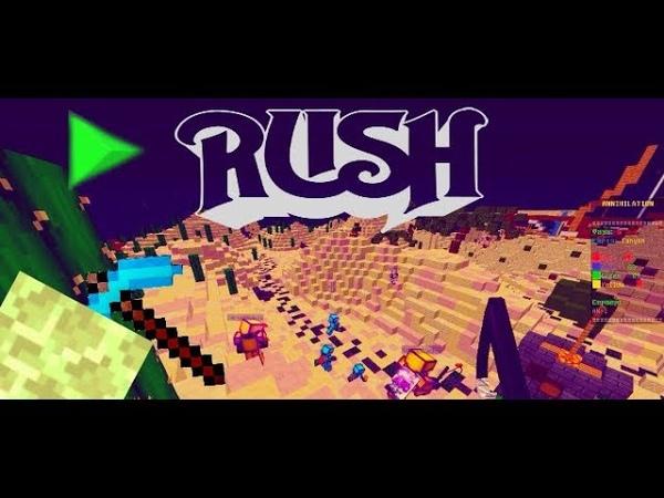 Mine-play Annihilation Rush/vCrew vs Vortex/PvP