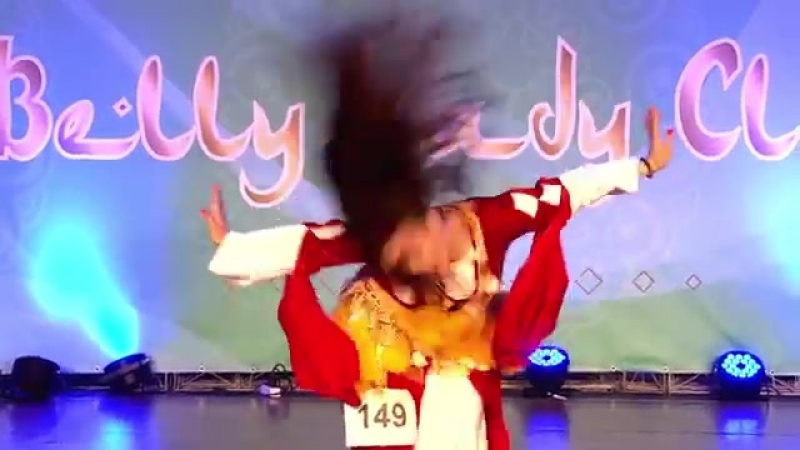 Bellydancer This Girl She is insane Katerina Grishyna Maroc,Chaabi BLC 2017 23382
