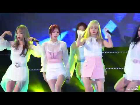 [Fancam] 181021 Power Up Concert WJSN - SAVE ME SAVE YOU @ Dawon