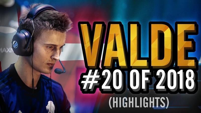 Valde - HLTV.org's 20 Of 2018 (CS:GO)