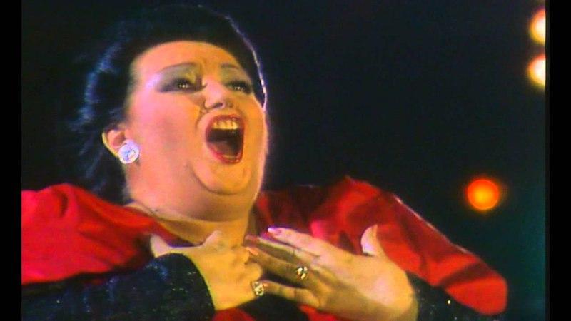 Freddie Mercury Montserrat Caballé - How Can I Go On (HD)