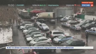 Новости на Россия 24 • Стрельба на фабрике Меньшевик: вооруженный убийца мог взять заложников
