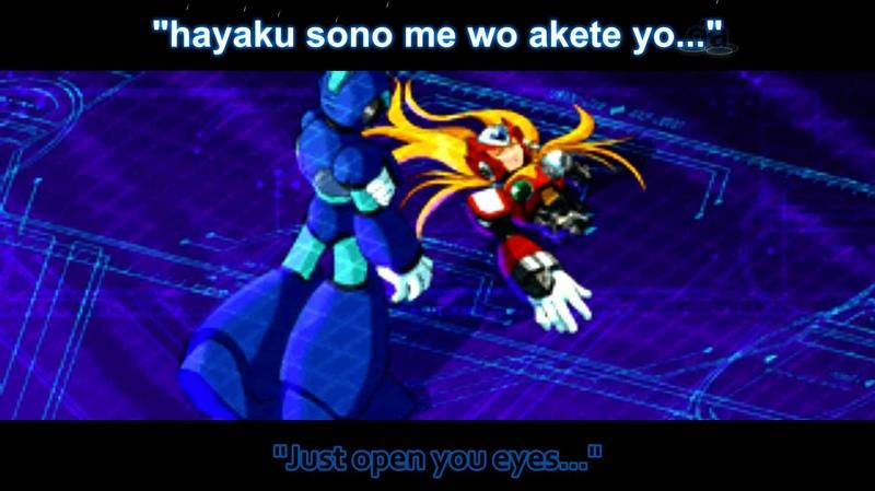 Rockman X5 / Megaman X5 - Mizu no Naka (Ending) [Subbed English]