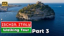 Castello Aragonese Walking Tour Ischia Part 3