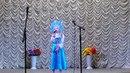 Кривенко Алина с песней Гармонь моя на смотре-конкурсе детей и молодёжи Росток степного края