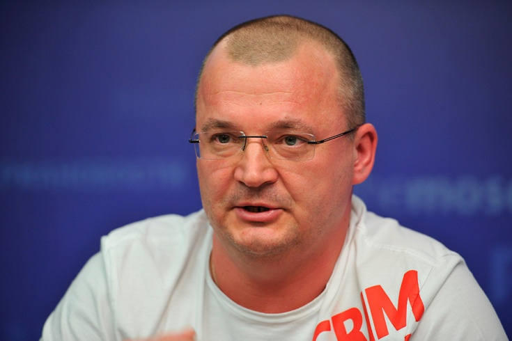 Олег Семенов: Кто вот эти маечки надел, тот показал свое отношение к делу