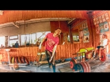 Становая тяга 100 кг 10*2 18.07.2018 года (Анна Мамонт)