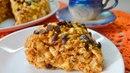 Вкусный торт МУРАВЕЙНИК без выпечки свой вариант БЕЗ МАСЛА - пальчики оближите!