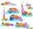 Эффективный комплекс упражнения против боли в пояснице и шее