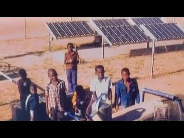 History Channel Modern Marvels Renewable Energy